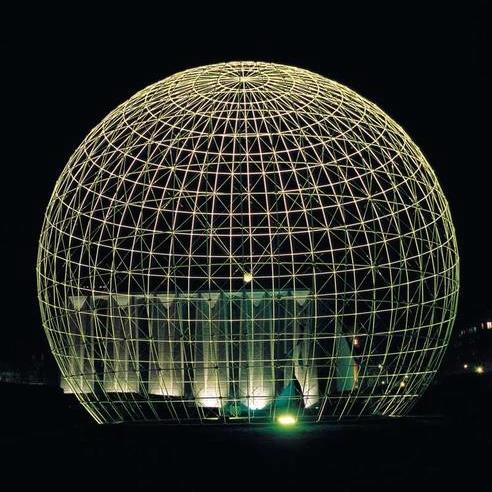 1. Symbolic Globe UNESCO Erik Reitzel
