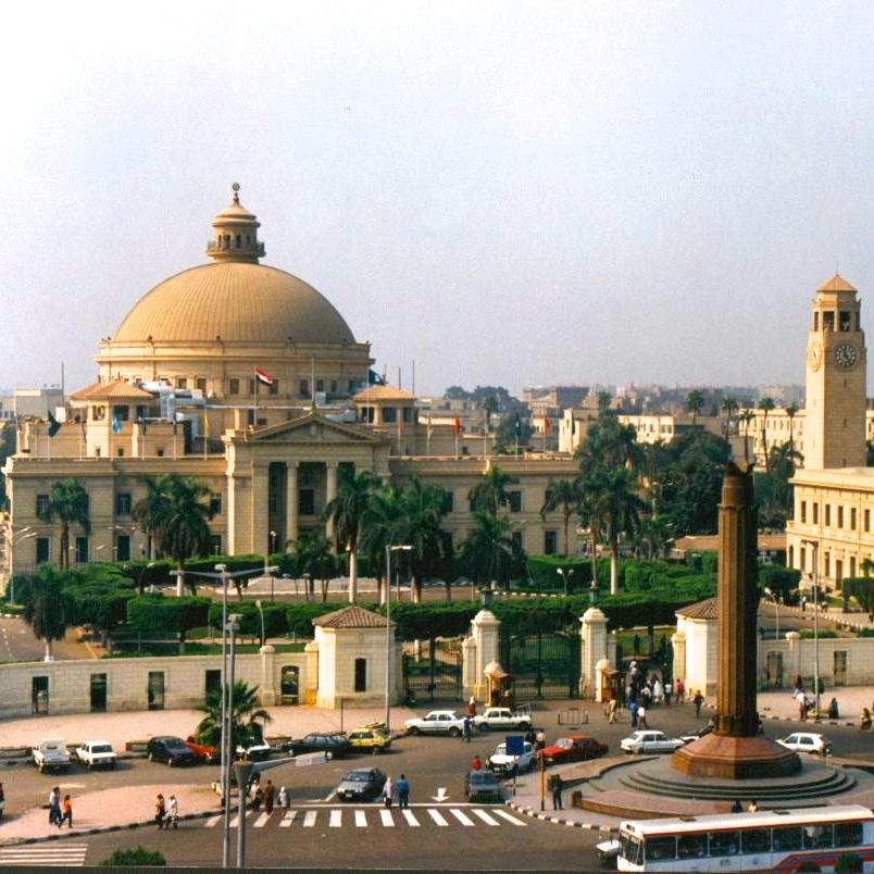 3. Cairo University